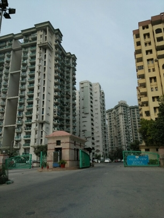 2 BHK Apartment for Rent in Ansal API Valley View Estate - Exterior View