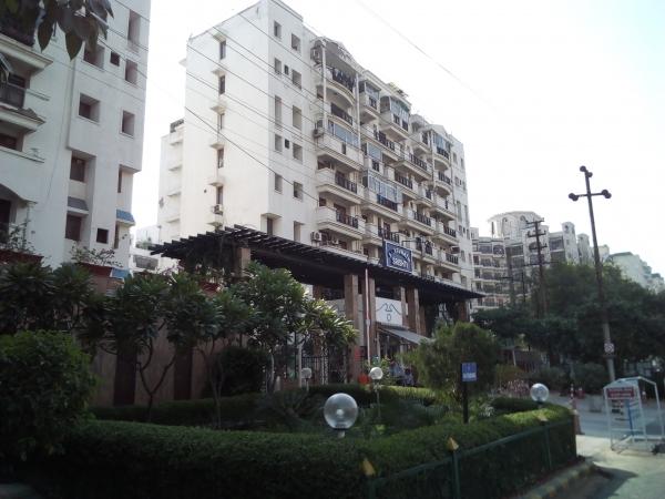 2 BHK Apartment for Rent in Parsvnath Srishti - Exterior View