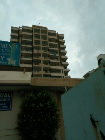 3 BHK Apartment for Rent in Star The Imperial Apartments - Exterior View