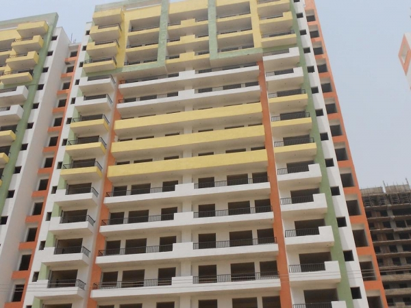 3 BHK Apartment for Rent in SRS Pearl Heights - Exterior View