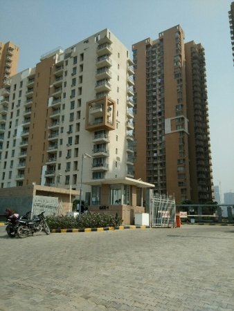 2 BHK Apartment for Sale in Pioneer Park - Exterior View