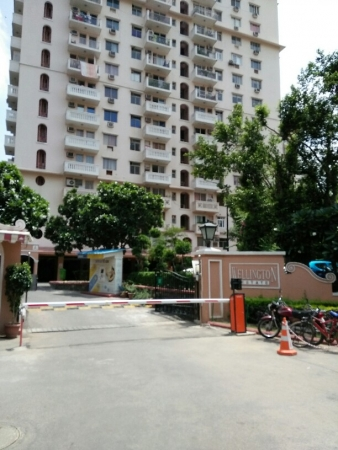 3 BHK Apartment for Sale in DLF Wellington Estate - Exterior View