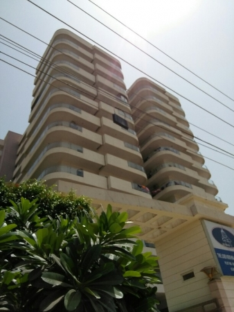 4 BHK Apartment for Rent in Lord Krishna - Exterior View