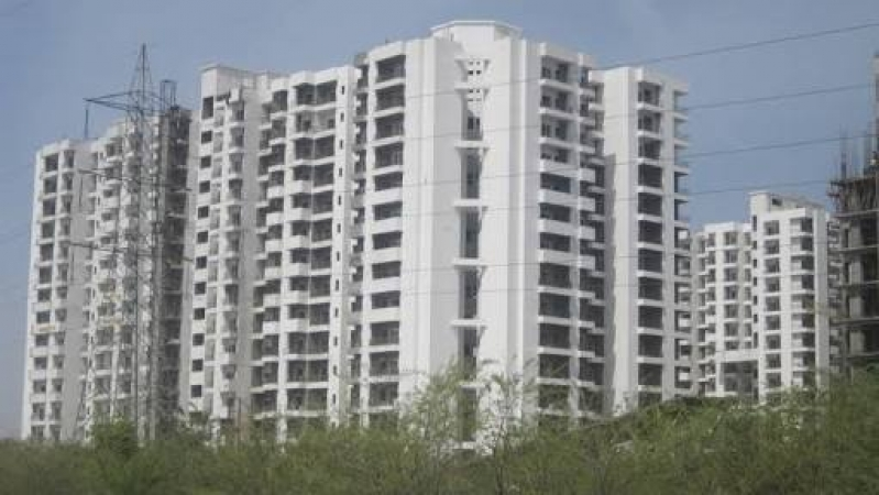 2 BHK Apartment for Sale in Homes 121 - Exterior View