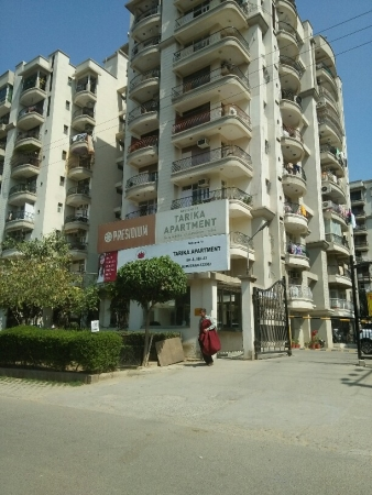 3 BHK Apartment for Rent in Tarika Apartments - Exterior View
