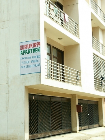 3 BHK Apartment for Sale in Mandi New Delhi - Exterior View