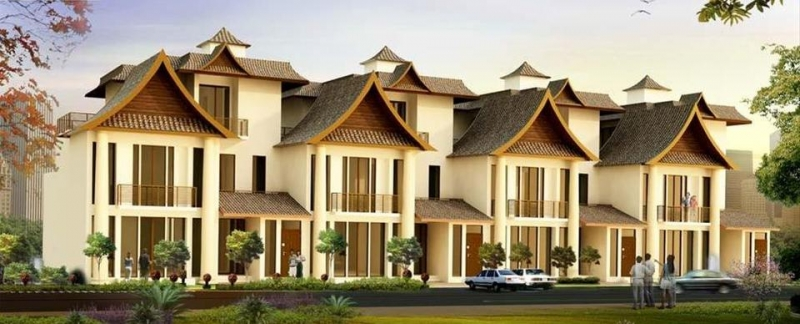 5 BHK Villa for Sale in Jaypee Greens Kingswood Oriental - Exterior View