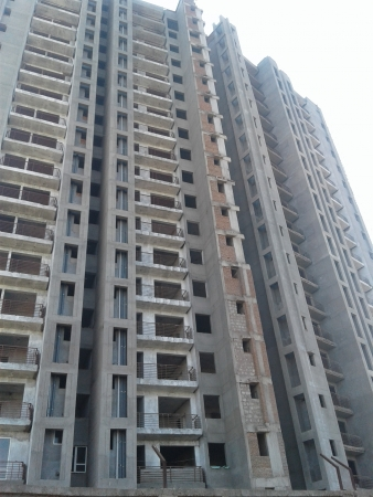 3 BHK Apartment for Sale in Dhingra Gloria Elevated Living - Exterior View