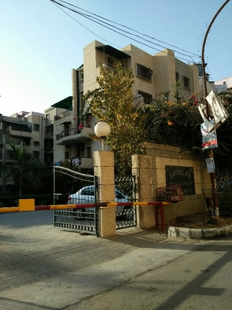 3 BHK Apartment for Sale in Shivalaya Apartment - Exterior View