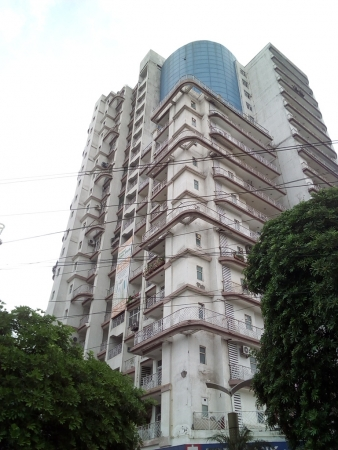 3 BHK Apartment for Rent in Amrapali Eden Park - Exterior View
