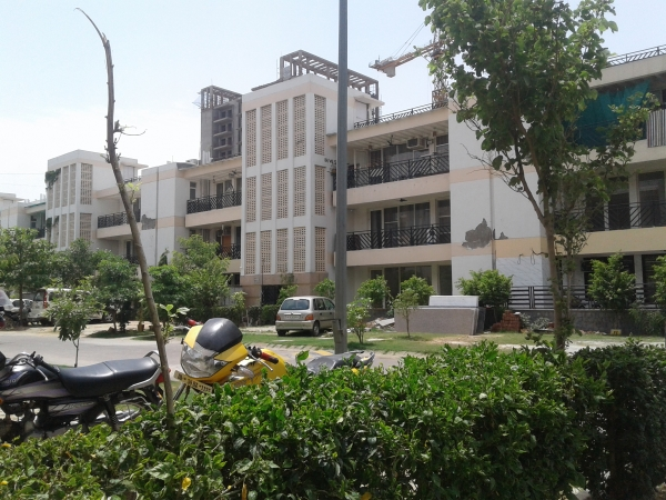 3 BHK Apartment for Rent in Puri VIP Floors - Exterior View
