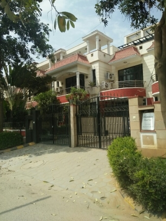 4 BHK Villa for Rent in Ansals Florence Marvel - Exterior View