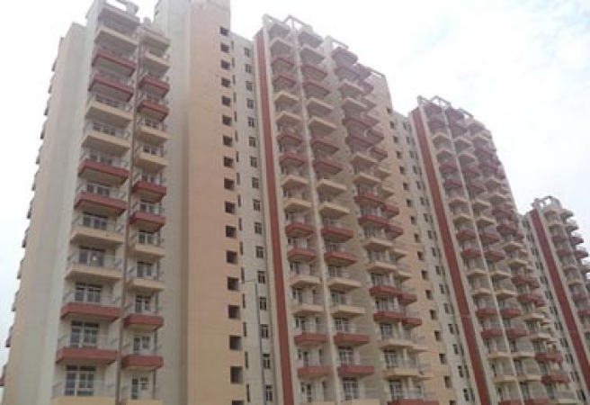 2 BHK Apartment for Rent in KLJ Greens - Exterior View