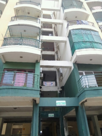 3 BHK Apartment for Rent in Omaxe Green Valley - Exterior View