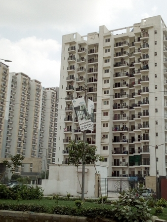2 BHK Apartment for Rent in Maxblis White House 2 - Exterior View