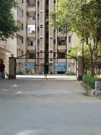 3 BHK Apartment for Sale in East West Apartment - Exterior View