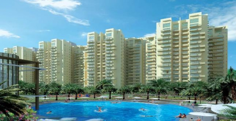 3 BHK Apartment for Sale in Emaar Mgf Premier Terraces - Exterior View