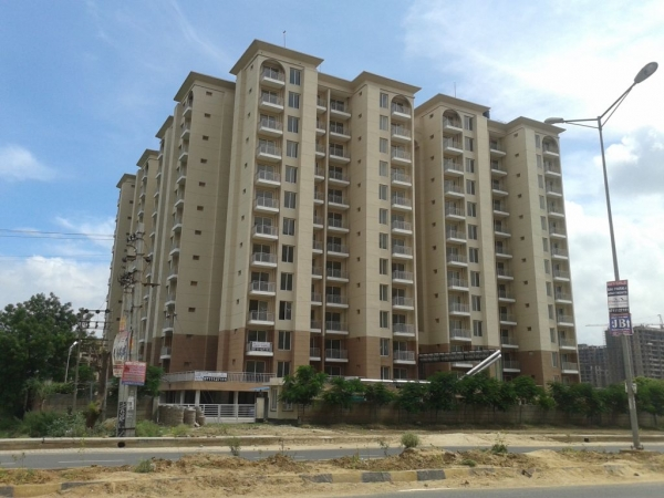2 BHK Floor for Sale in Sai Park 1 Apartments - Exterior View