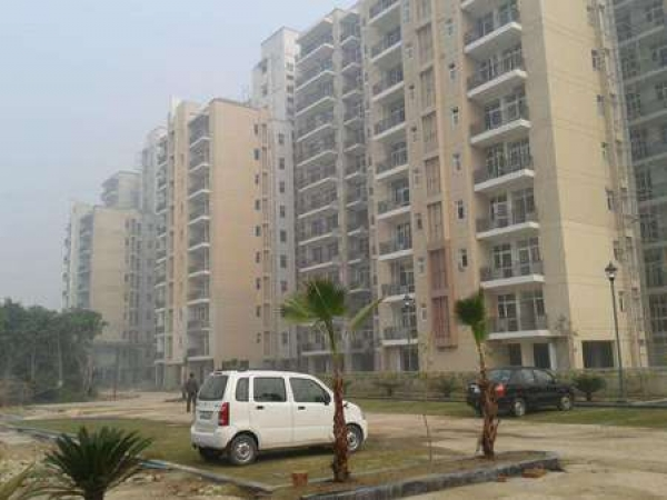 3 BHK Apartment for Rent in Omaxe New Heights - Exterior View