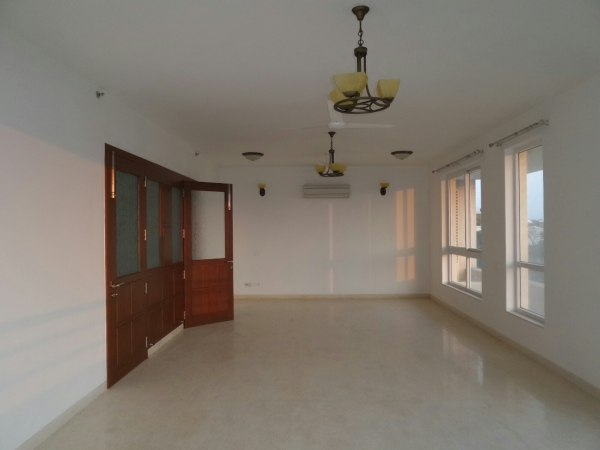 4 BHK Apartment for Sale in Vatika City - Living Room