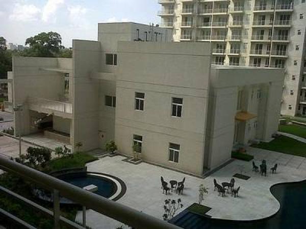 4 BHK Apartment for Rent in Mahindra Chloris - Exterior View