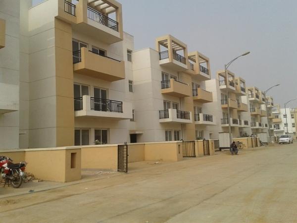 3 BHK Apartment for Rent in BPTP Park Elite Floor - B Block - Exterior View