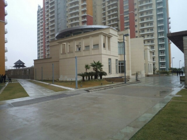 3 BHK Apartment for Rent in BPTP The Resort - Exterior View
