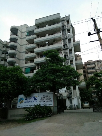 3 BHK Apartment for Sale in Sahyog Apartment - Exterior View