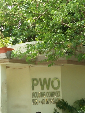 3 BHK Apartment for Sale in HUDA PWO Housing Complex - Exterior View