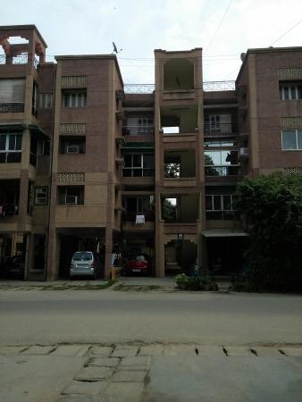 3 BHK Apartment for Sale in Kendriya Vihar - Exterior View