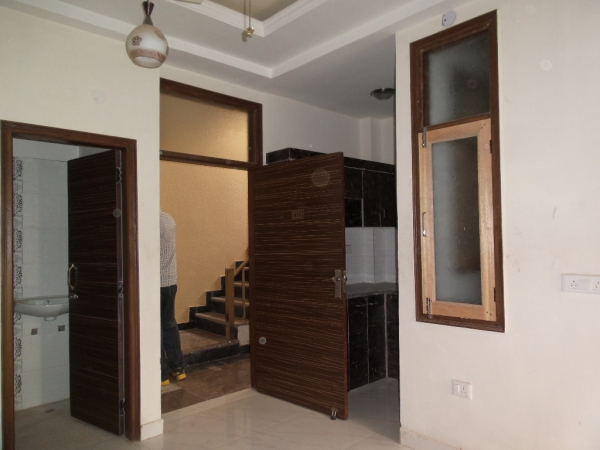 2 BHK Apartment for Rent in Civitech Sampriti - Living Room