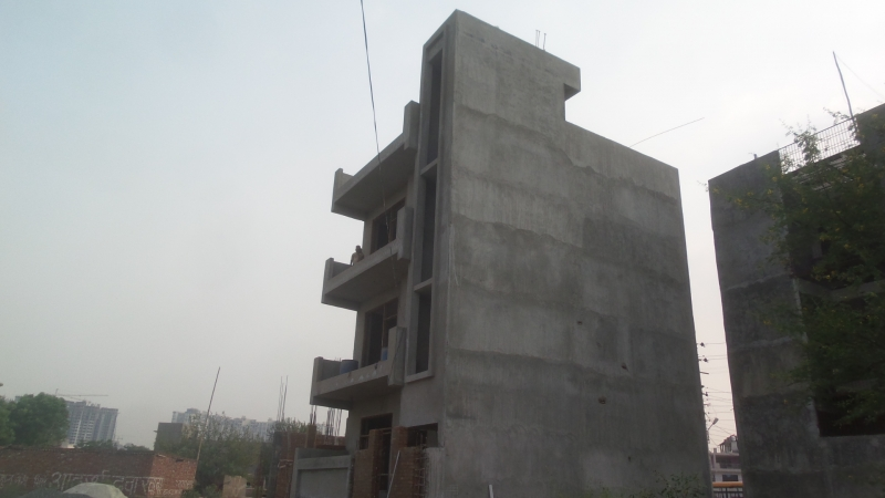 2 BHK Floor for Sale in Sector 110 Noida - Exterior View