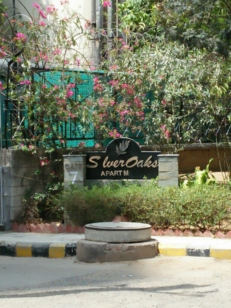 3 BHK Apartment for Rent in DLF Silver Oaks - Exterior View