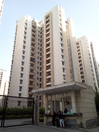2 BHK Apartment for Sale in Jaypee Greens Kosmos - Exterior View