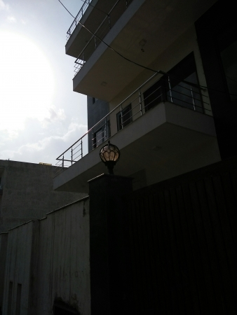 2 BHK Floor for Rent in Sector 55 Gurgaon - Exterior View