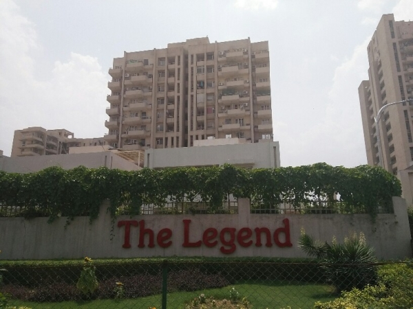 3 BHK Apartment for Sale in Clarion The Legend - Exterior View
