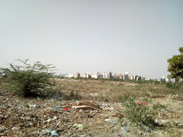 Residential Plot for Sale in Sector 105 Noida - Exterior View