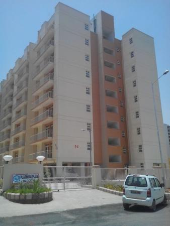 2 BHK Apartment for Rent in KLJ Platinum Plus - Exterior View