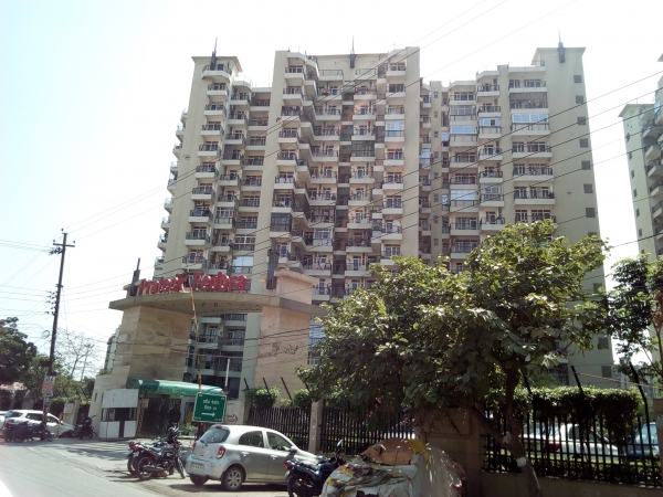 2 BHK Apartment for Rent in Prateek Fedora - Exterior View