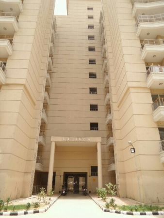 3 BHK Apartment for Rent in SLF Indraprastha Apartments - Exterior View