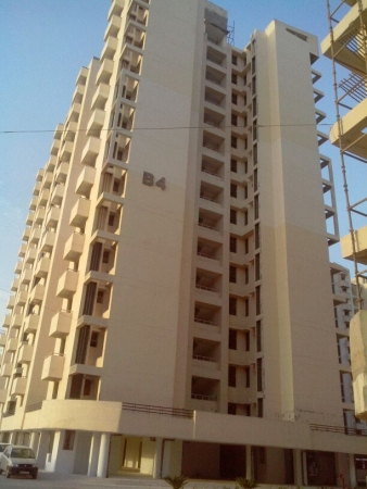 3 BHK Apartment for Sale in SRS Royal Hills - Exterior View