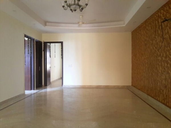 3 BHK Floor for Rent in Aarav Homes - Living Room
