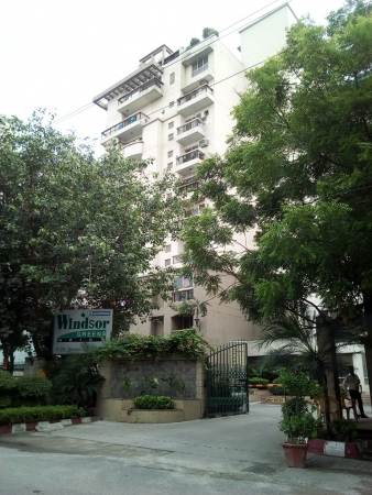 2 BHK Apartment for Rent in Assotech Windsor Greens - Exterior View