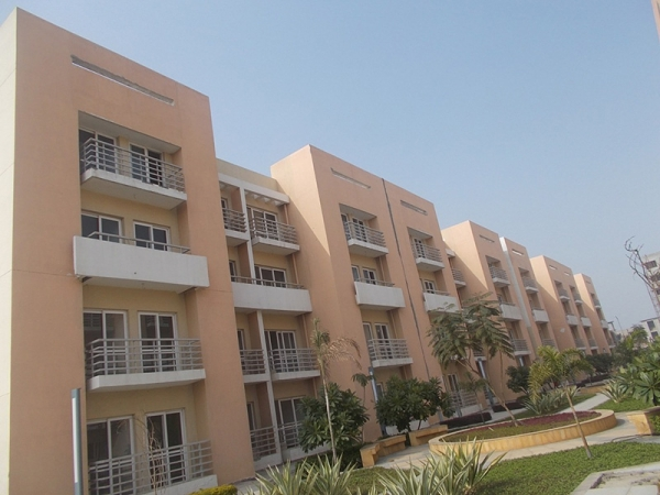3 BHK Apartment for Rent in BPTP Park Floors 1 - Exterior View