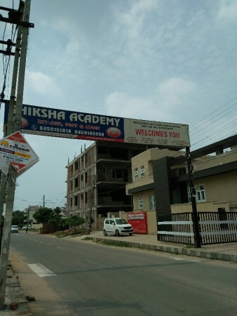 3 BHK Floor for Rent in Sector 46 Gurgaon - Exterior View