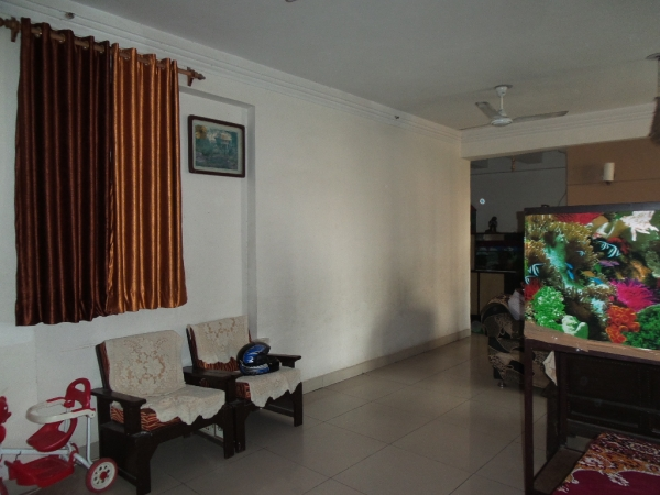 2 BHK Apartment for Rent in Homes 121 - Living Room