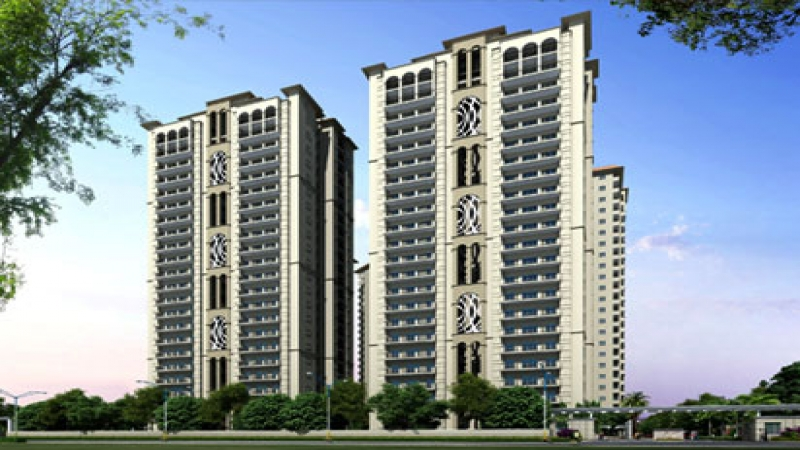 3 BHK Apartment for Sale in Sunshine Helios - Exterior View