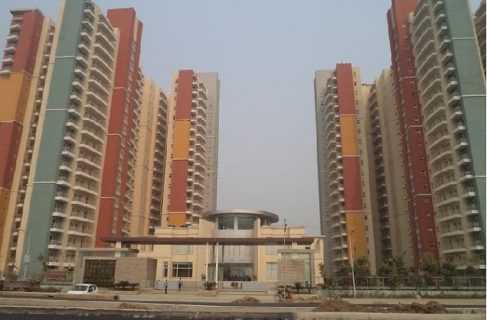 3 BHK Apartment for Sale in BPTP The Resort - Exterior View