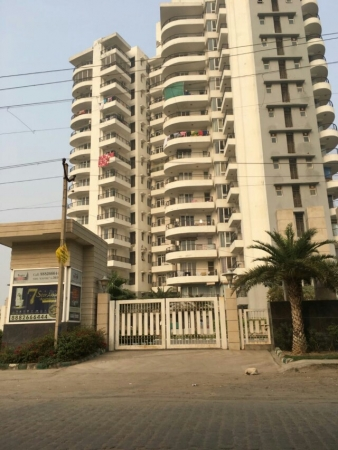 3 BHK Apartment for Rent in Espire Hamilton Heights - Exterior View