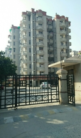3 BHK Apartment for Sale in Zion Brothers Apartment - Exterior View
